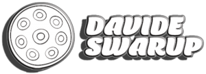 Davide Swarup Logo Hang Drum music